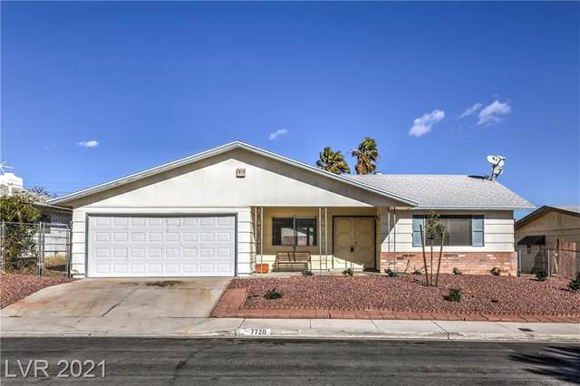 7720 Alina Avenue, Las Vegas, NV 89145 (MLS #2286061) :: Jeffrey Sabel