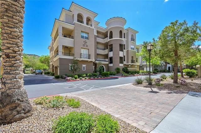 9145 Tesoras Drive #302, Las Vegas, NV 89144 (MLS #2286071) :: Lindstrom Radcliffe Group