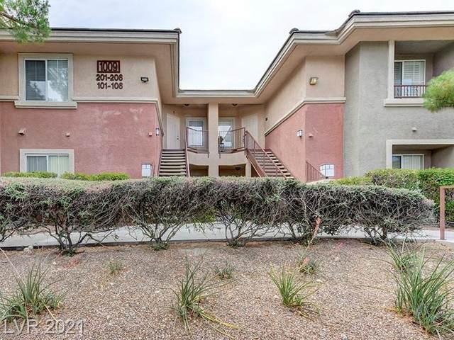 1009 Domnus Lane #106, Las Vegas, NV 89144 (MLS #2286087) :: Billy OKeefe | Berkshire Hathaway HomeServices