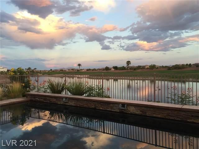 7221 Lansbrook Avenue, Las Vegas, NV 89131 (MLS #2286094) :: Signature Real Estate Group