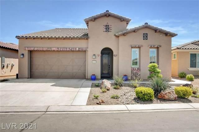3621 Corte Bella Hills Avenue, North Las Vegas, NV 89081 (MLS #2286095) :: Billy OKeefe | Berkshire Hathaway HomeServices