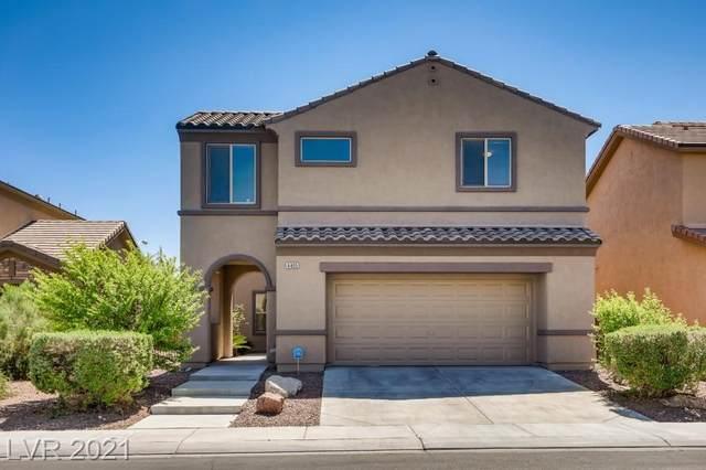 4405 Galapagos Avenue, North Las Vegas, NV 89084 (MLS #2286109) :: Signature Real Estate Group