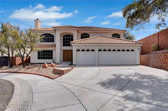9121 Teal Lake Court, Las Vegas, NV 89129 (MLS #2286115) :: Vestuto Realty Group