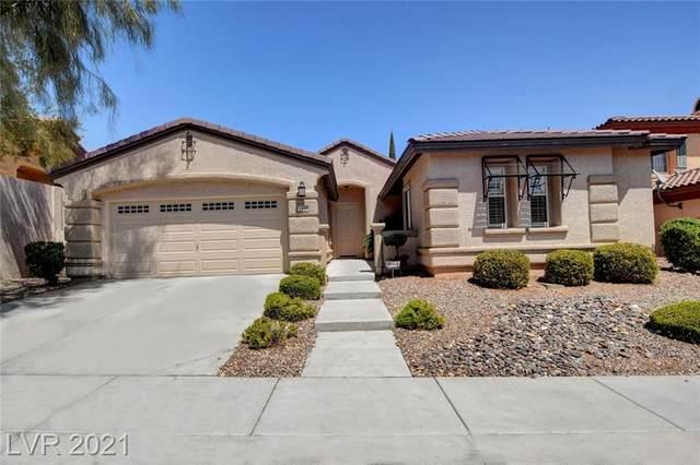 11424 Perugino Drive, Las Vegas, NV 89138 (MLS #2286117) :: The Shear Team