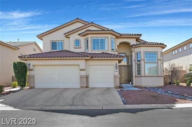 5209 Villa Dante Avenue, Las Vegas, NV 89141 (MLS #2286122) :: Vestuto Realty Group