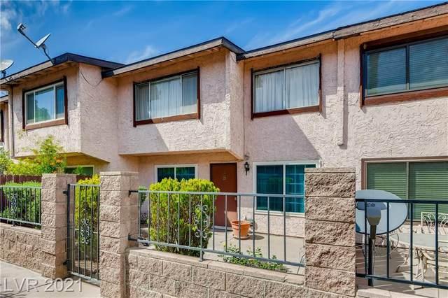 4362 Caliente Street #5, Las Vegas, NV 89119 (MLS #2286146) :: Custom Fit Real Estate Group