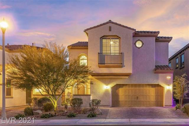497 Norcia Place, Henderson, NV 89011 (MLS #2286163) :: Signature Real Estate Group