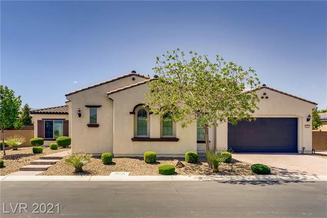 4849 Nightwood Court, Las Vegas, NV 89149 (MLS #2286166) :: Custom Fit Real Estate Group