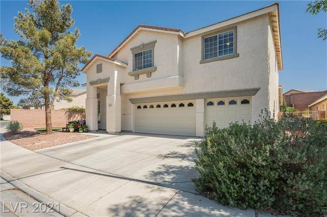 810 Roaring Falls Avenue, Henderson, NV 89052 (MLS #2286169) :: Signature Real Estate Group
