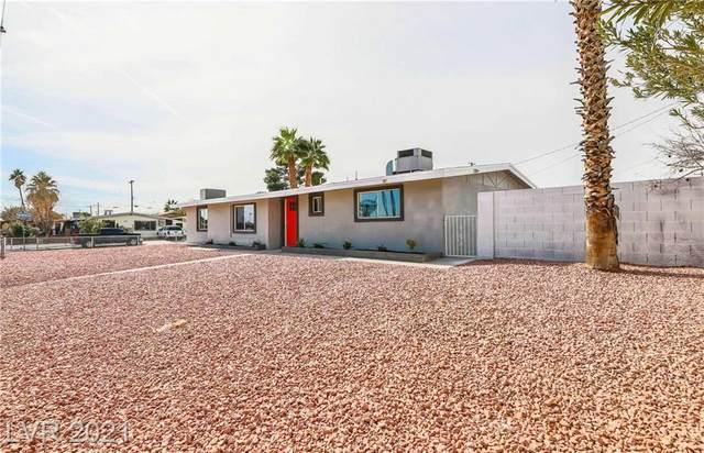 3101 Civic Center Drive, North Las Vegas, NV 89030 (MLS #2286180) :: The Shear Team