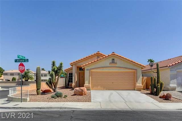 3640 Alliance Street, Las Vegas, NV 89129 (MLS #2286186) :: ERA Brokers Consolidated / Sherman Group
