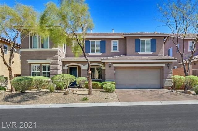 10320 Hawk Ravine Street, Las Vegas, NV 89178 (MLS #2286188) :: Signature Real Estate Group