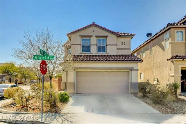 6773 Antique Oak Court, Las Vegas, NV 89139 (MLS #2286191) :: Signature Real Estate Group