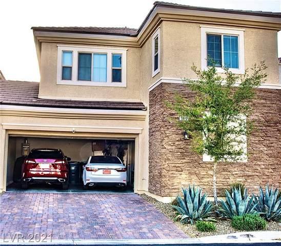 5829 Rustic Prairie Street, Las Vegas, NV 89148 (MLS #2286203) :: Vestuto Realty Group