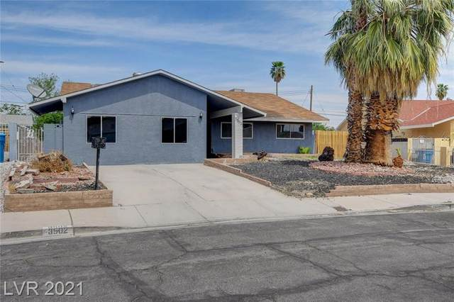 3502 Anthony Drive, Las Vegas, NV 89121 (MLS #2286207) :: The Shear Team