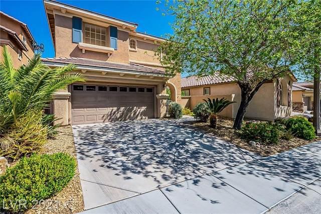 7960 Granite Walk Avenue, Las Vegas, NV 89178 (MLS #2286211) :: Signature Real Estate Group