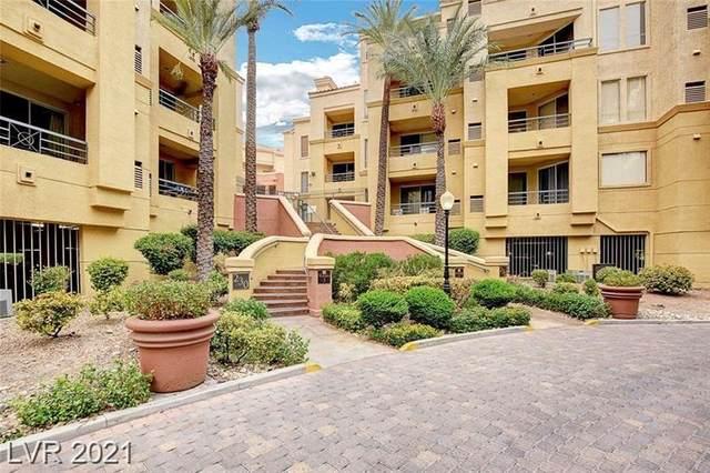 220 Flamingo Road #133, Las Vegas, NV 89169 (MLS #2286213) :: Custom Fit Real Estate Group