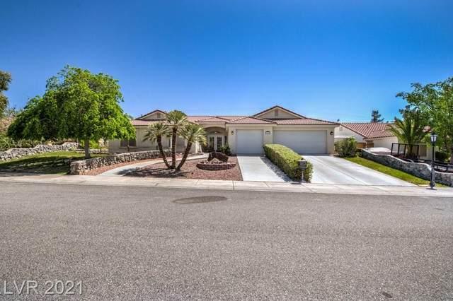 1821 Vineyard Drive, Pahrump, NV 89048 (MLS #2286229) :: Custom Fit Real Estate Group