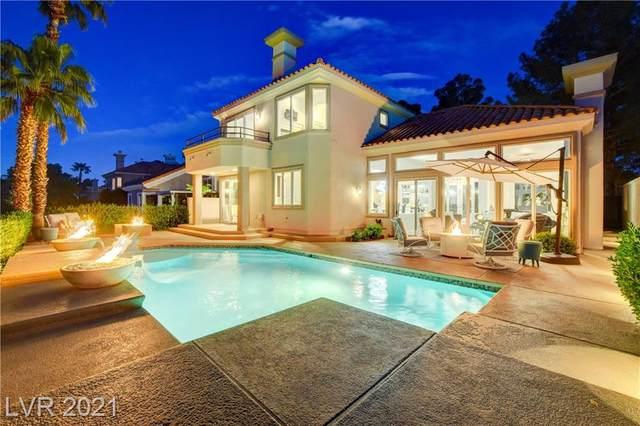 8940 Rainbow Ridge Drive, Las Vegas, NV 89117 (MLS #2286231) :: Custom Fit Real Estate Group