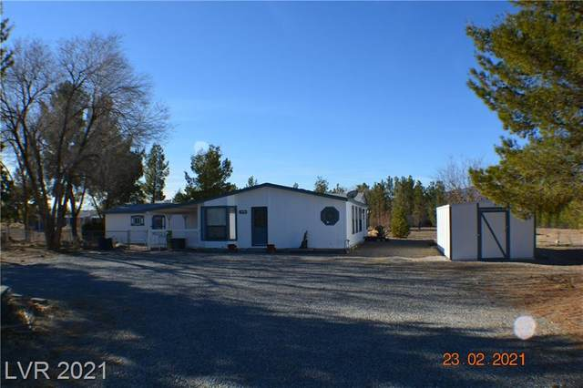 2821 Wilson Road, Pahrump, NV 89048 (MLS #2286249) :: Galindo Group Real Estate