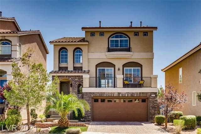 5011 Bonnie Doon Lane, Las Vegas, NV 89141 (MLS #2286255) :: Custom Fit Real Estate Group