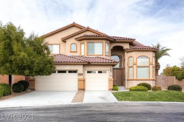 5130 Villa Dante Avenue, Las Vegas, NV 89141 (MLS #2286268) :: Jeffrey Sabel