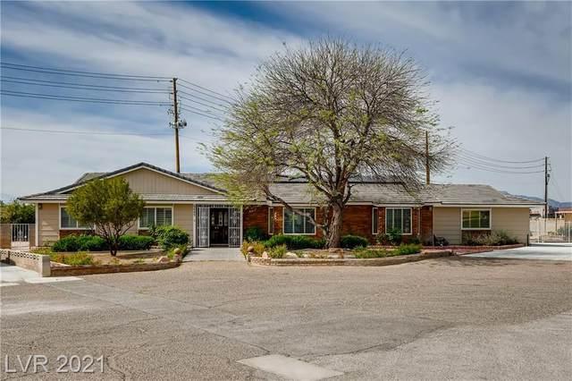 5685 Duneville Street, Las Vegas, NV 89118 (MLS #2286286) :: Vestuto Realty Group