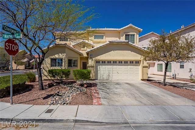 8825 Moonwood Court, Las Vegas, NV 89123 (MLS #2286287) :: Jeffrey Sabel