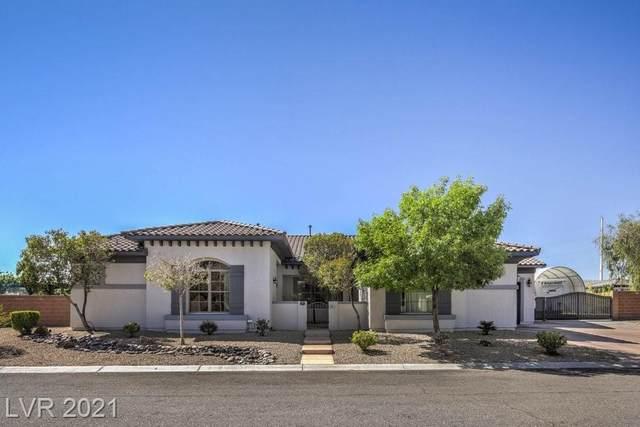 4201 N Bonita Vista Street, Las Vegas, NV 89129 (MLS #2286315) :: Vestuto Realty Group