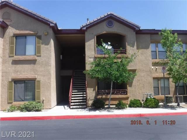 8250 N Grand Canyon Drive #2062, Las Vegas, NV 89166 (MLS #2286339) :: Signature Real Estate Group