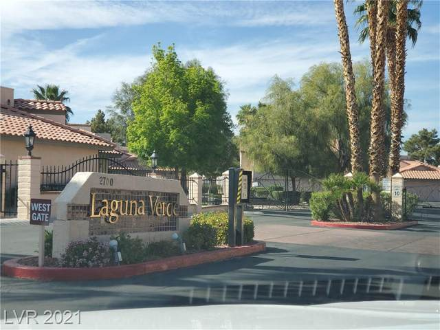 3669 Largo Verde Way, Las Vegas, NV 89121 (MLS #2286341) :: The Perna Group