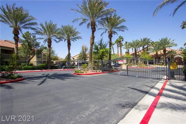 2300 E Silverado Ranch Boulevard #1178, Las Vegas, NV 89183 (MLS #2286362) :: The Shear Team