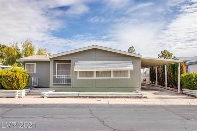 2988 Gavilan Lane, Las Vegas, NV 89122 (MLS #2286384) :: Signature Real Estate Group