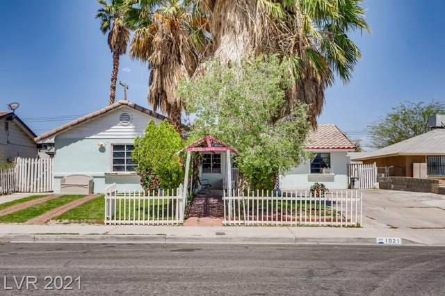 1921 Jansen Avenue, Las Vegas, NV 89101 (MLS #2286385) :: Custom Fit Real Estate Group