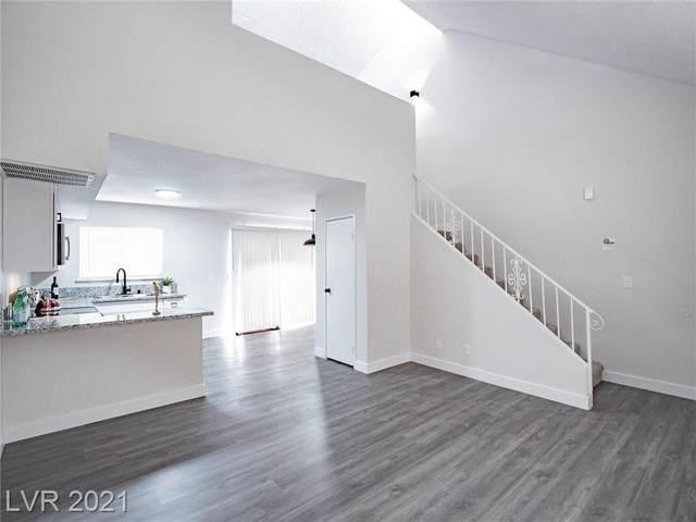 5117 Greene Lane F, Las Vegas, NV 89119 (MLS #2286389) :: Signature Real Estate Group