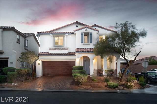 10822 Drake Ridge Avenue, Las Vegas, NV 89166 (MLS #2286394) :: Signature Real Estate Group