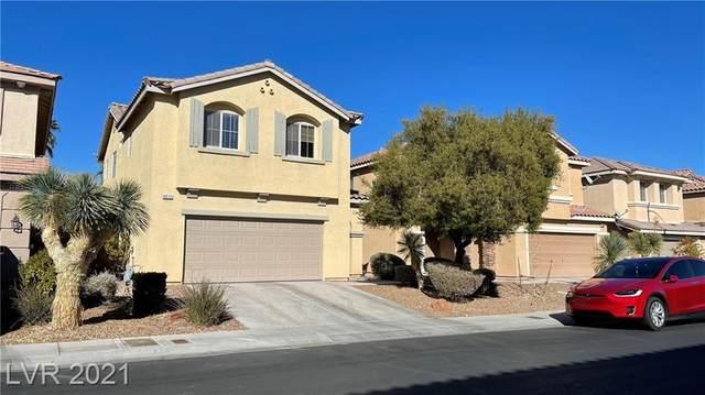 4612 Grey Heron Drive, Las Vegas, NV 89084 (MLS #2286402) :: Signature Real Estate Group