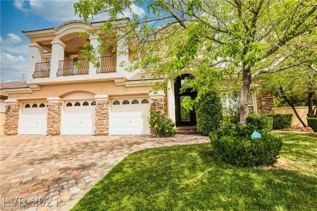 324 Onyx Crest Street, Las Vegas, NV 89145 (MLS #2286403) :: ERA Brokers Consolidated / Sherman Group
