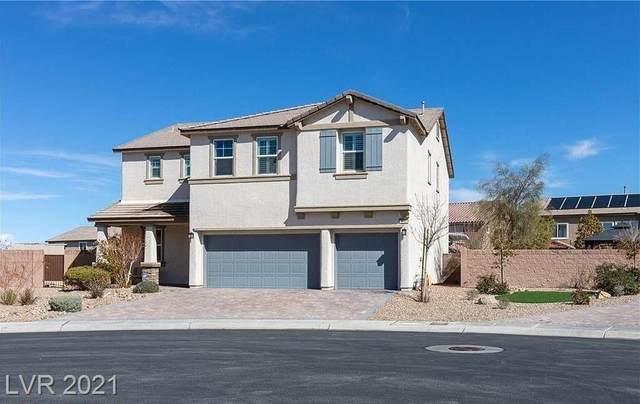 3632 Via Certaldo Avenue, Henderson, NV 89052 (MLS #2286406) :: Signature Real Estate Group