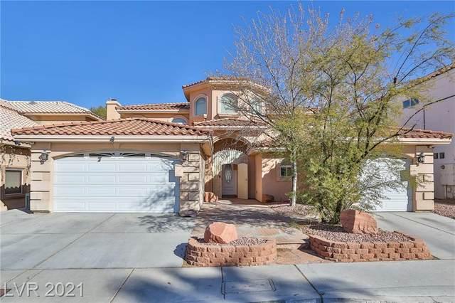 2728 Lakecrest Drive, Las Vegas, NV 89128 (MLS #2286407) :: Vestuto Realty Group