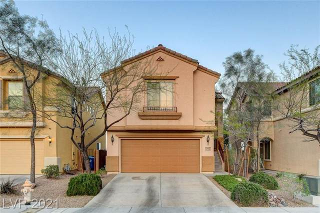 4756 Trailhead Mesa Street, Las Vegas, NV 89129 (MLS #2286414) :: Jeffrey Sabel