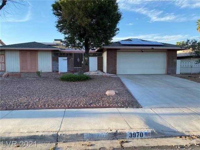 3970 Woodhill Avenue, Las Vegas, NV 89121 (MLS #2286422) :: The Shear Team