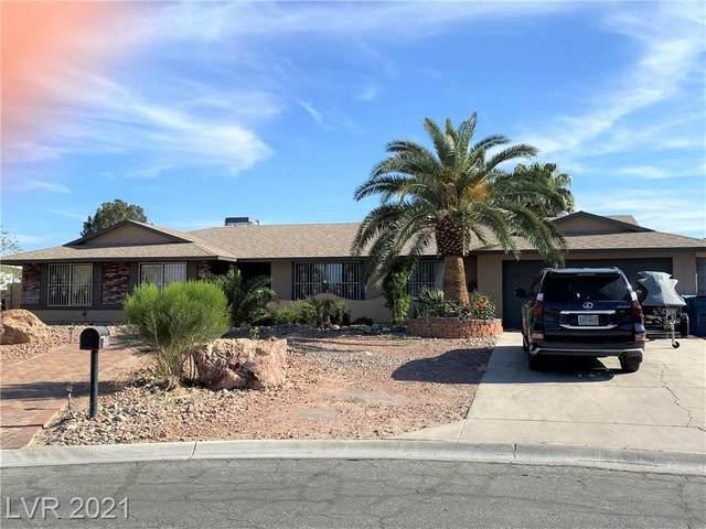 6839 Sierra Trail, Las Vegas, NV 89146 (MLS #2286431) :: Custom Fit Real Estate Group