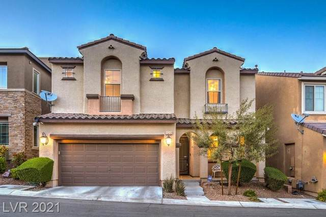 10742 Cather Avenue, Las Vegas, NV 89166 (MLS #2286436) :: Billy OKeefe | Berkshire Hathaway HomeServices