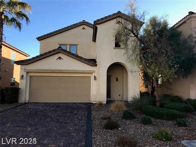 672 Orchard Course Drive, Las Vegas, NV 89148 (MLS #2286456) :: Custom Fit Real Estate Group
