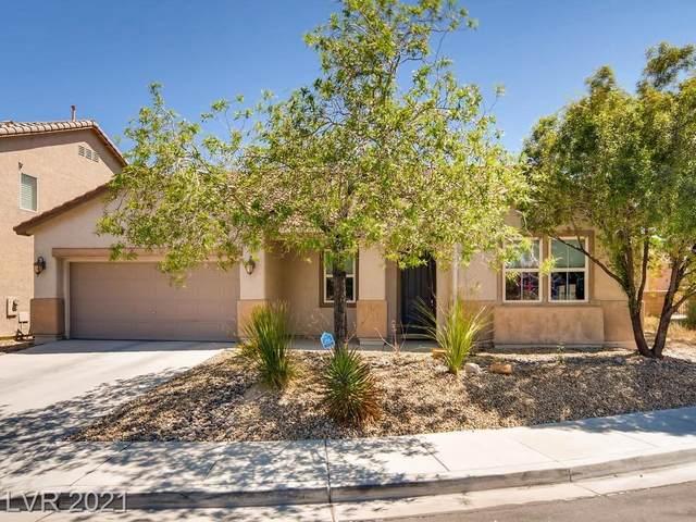 11556 Fabiano Street, Las Vegas, NV 89183 (MLS #2286470) :: Jeffrey Sabel