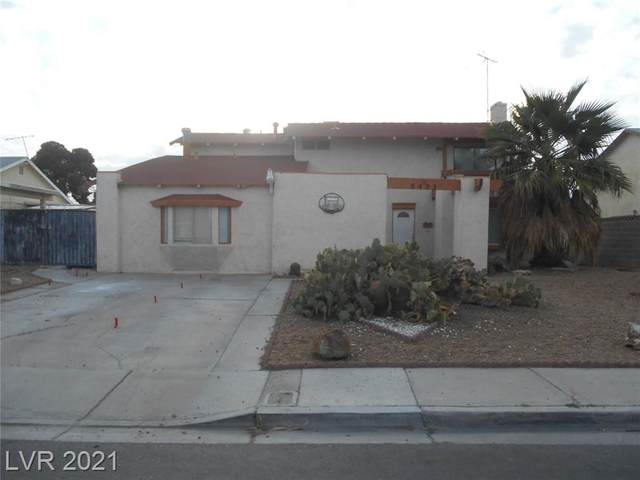 5473 Clydesdale Street, Las Vegas, NV 89119 (MLS #2286487) :: Team Michele Dugan