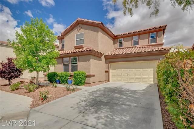 5986 Tinazzi Way, Las Vegas, NV 89141 (MLS #2286495) :: Signature Real Estate Group