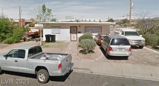 327 Tin Street, Henderson, NV 89015 (MLS #2286505) :: Team Michele Dugan