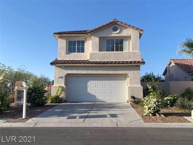 7717 Sierra Paseo Lane, Las Vegas, NV 89128 (MLS #2286525) :: The Mark Wiley Group | Keller Williams Realty SW